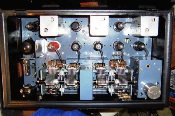 Hro Amateur Radio 109